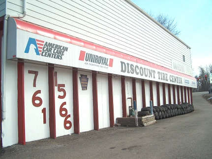 Discount Tire Center Home Page Bellevue Pa 15202